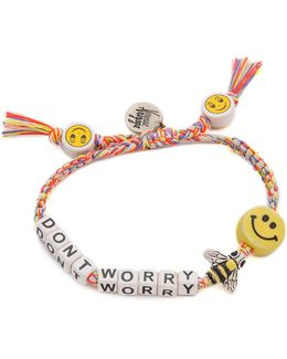 Dont Worry Bee Happy Bracelet