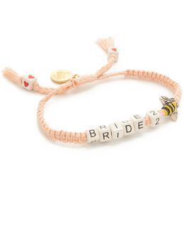 Bride To Bee Bracelet