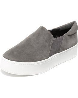 Warren Platform Sneakers