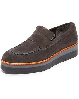 Dorsey Platform Loafers