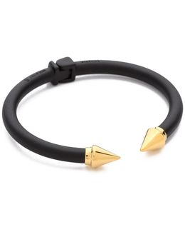 Mini Titan Two Tone Bracelet