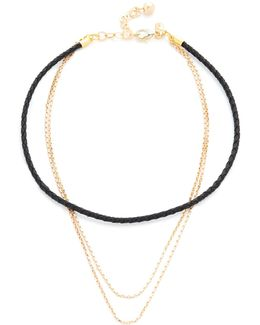 The Devin Choker Necklace