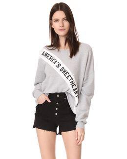 Americas Sweetheart Sweatshirt