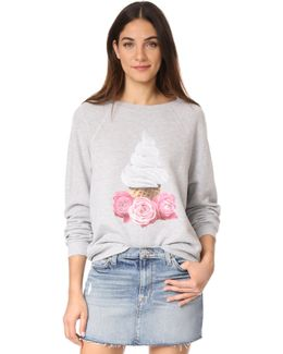 Soft Serve Shrine Sweatshirt