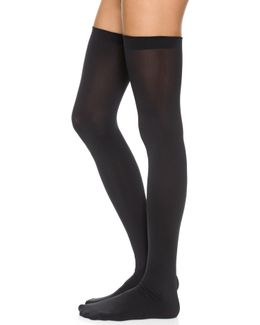 Fatal 80 Seamless Stay Up Tights