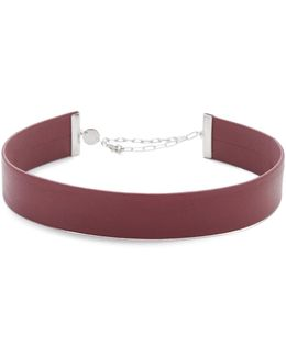 Ivy Whit Choker Necklace