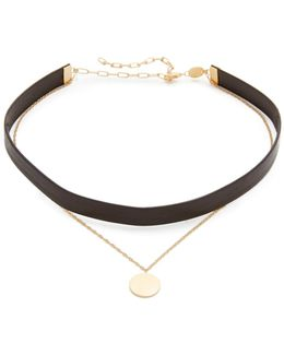 Ivy Eugenia Choker Necklace