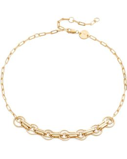 Bryce Chain Choker Necklace