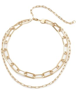 Mayfair Double Choker Necklace