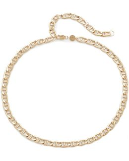 Jayne Chain Choker Necklace