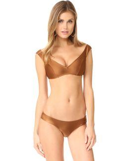 Tulsi Off Shoulder Bikini Set