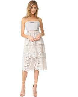 Zimmermann Meridian Stripe Sun Dress