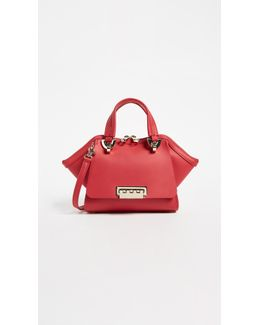 Eartha Iconic Mini Double Handle Satchel