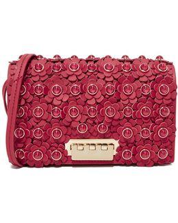Earthette Floral Cross Body Bag