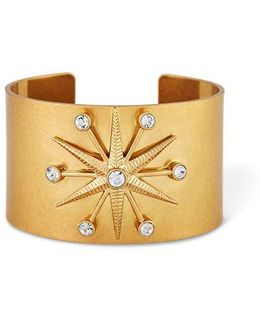 Christa Pavé Starburst Statement Cuff