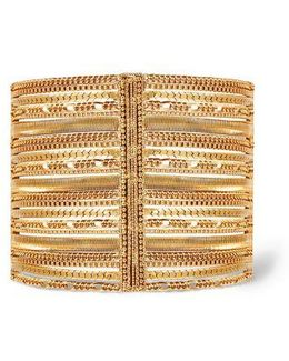 Jasmine Multi-layer Chain Cuff