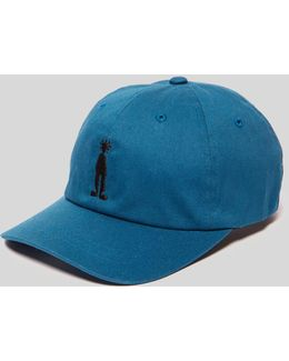 Fitted Low Strapback Cap