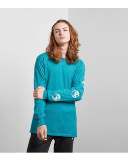 Long-sleeved Stock T-shirt