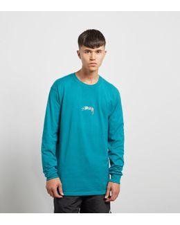 Long Sleeved Stock T-shirt