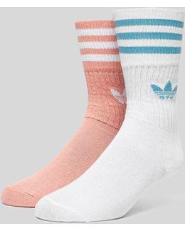 2 Pack Trefoil Socks