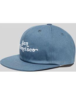 San Francisco Snapback Cap