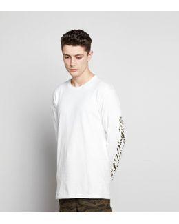 Long-sleeved Left Wild T-shirt
