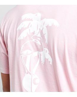 Flamingo Script T-shirt