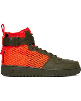 Special Field Air Force 1 Mid Qs Sneakers
