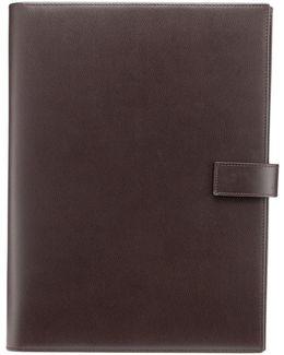 A4 Lippiatt Writing Folder