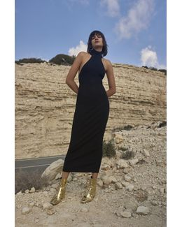 Heloise Dress Black