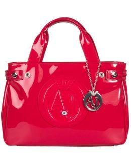 Small Patent Handbag