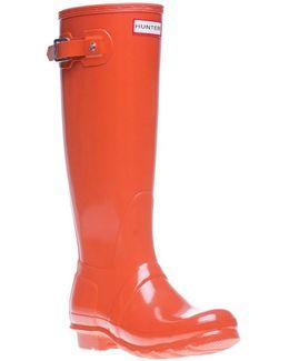 Original Tall Gloss Boots