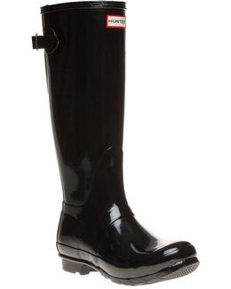 Original Back Adjustable Gloss Boots