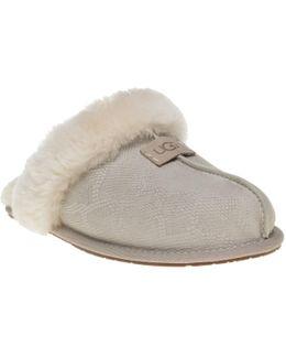 Scuffette Ii Snake Slippers