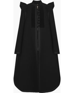 Victorian Coat With Frill Detailing