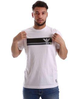 3ypte2 Pj30z T-shirt Man Bianco Men's T Shirt In White