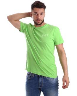 3ypt84 Pj94z T-shirt Man Verde Men's T Shirt In Green
