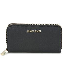Dourio Women's Purse Wallet In Black