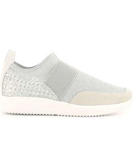 Sw24405 002 M84 Slip-on Women Grey Women's Slip-ons (shoes) In Grey