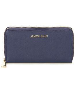 Dourio Women's Purse Wallet In Blue
