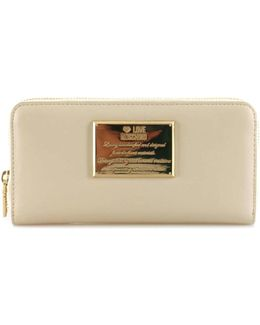 Jc5506pp13 Wallet Accessories Beige Women's Purse Wallet In Beige