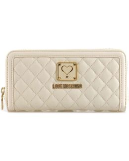 Jc5501pp13 Wallet Accessories Beige Women's Purse Wallet In Beige