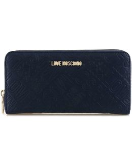 Jc5528pp03 Wallet Accessories Blue Women's Purse Wallet In Blue