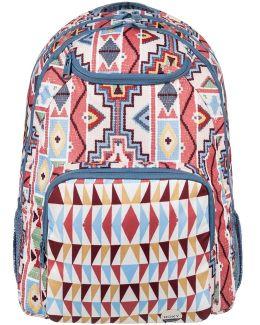 Mochila Shadow Swell 24l - Mochila Mediana Women's Backpack In Multicolour