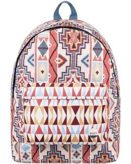 Mochila Be Young 24l - Mochila Mediana Women's Backpack In Multicolour