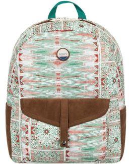 Mochila Carribean 18l - Mochila Mediana Women's Backpack In Multicolour