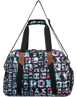 Bolsa De Deporte Sugar It Up - Bolsa De Viaje Deportiva Mediana Women's Sports Bag In Black