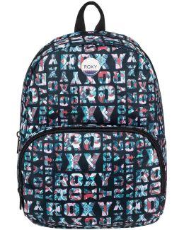 Mochila Women's Backpack In Black