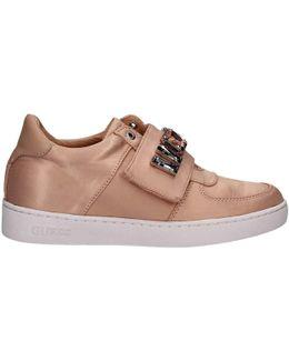 Flflo1 Sat12 Slip-on Women Pink Women's Slip-ons (shoes) In Pink