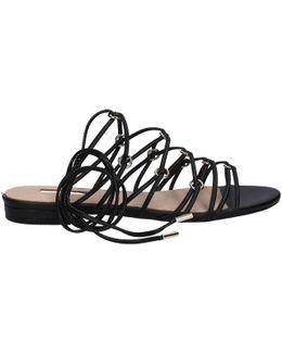 Flrhc1 Ele03 Sandals Women Black Women's Sandals In Black